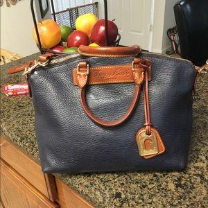 Dooney & Bourke Dillen Handbag Blue